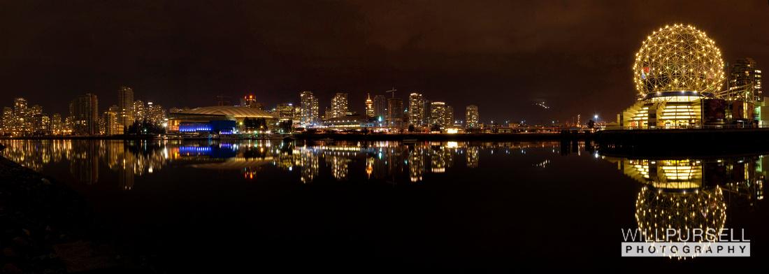 Vancouver cityscape photographer